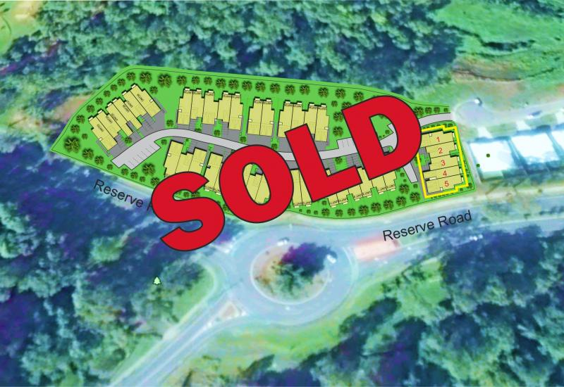 TOWNHOUSE DEVELOPMENT SITE - APPROVED FOR 39 LOTS