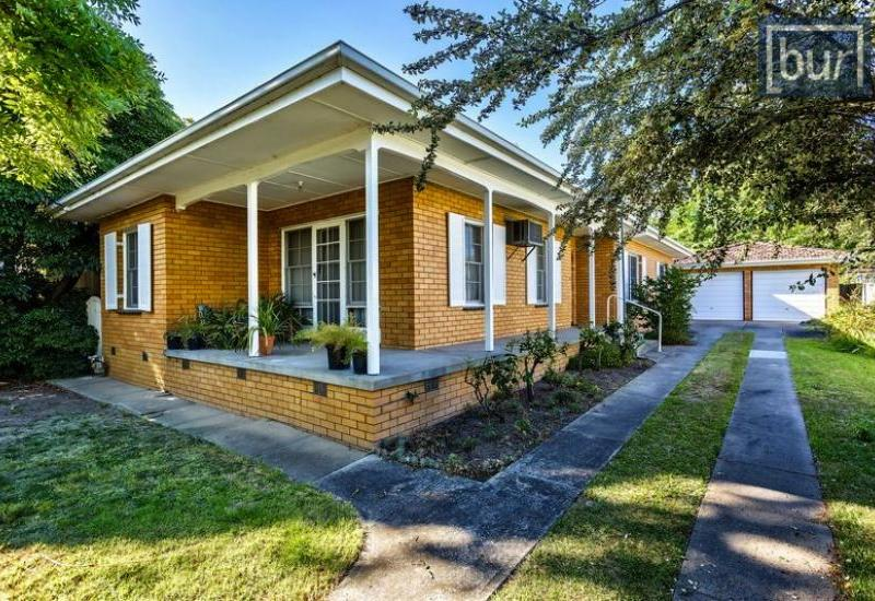 An Attractive Home in a Central Location
