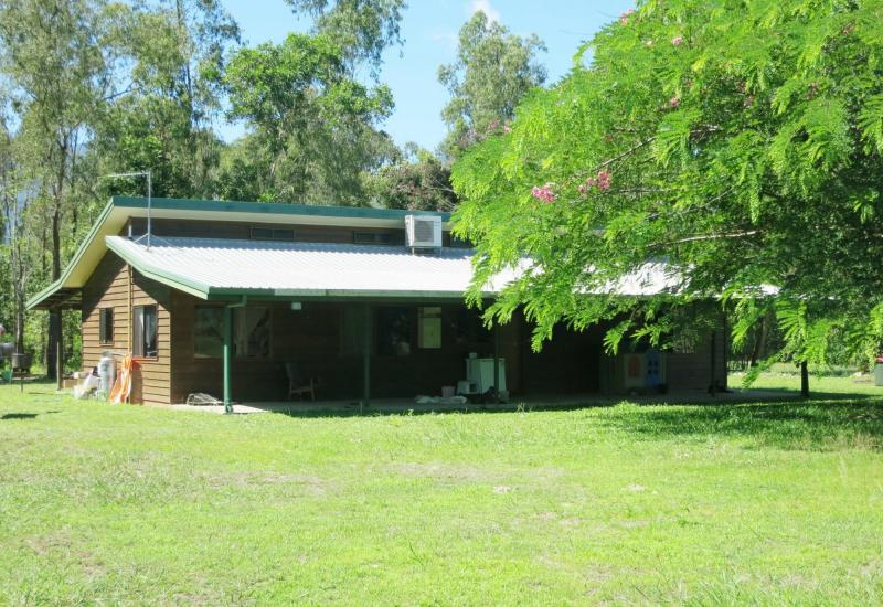Rural three bedroom timber home with shed,...