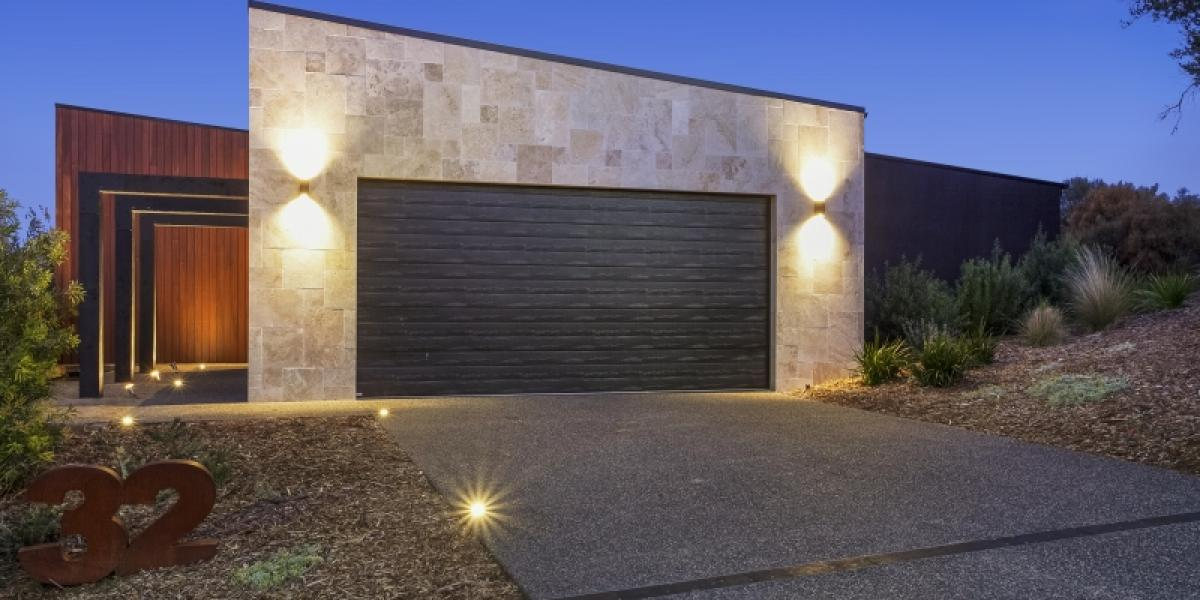 One Level, Modern New Home on Moonah Links