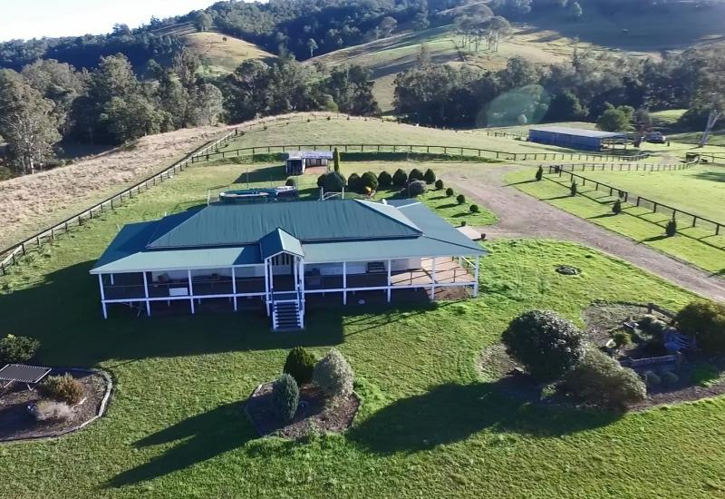 AUCTION: HORSE & CATTLE PROPERTY