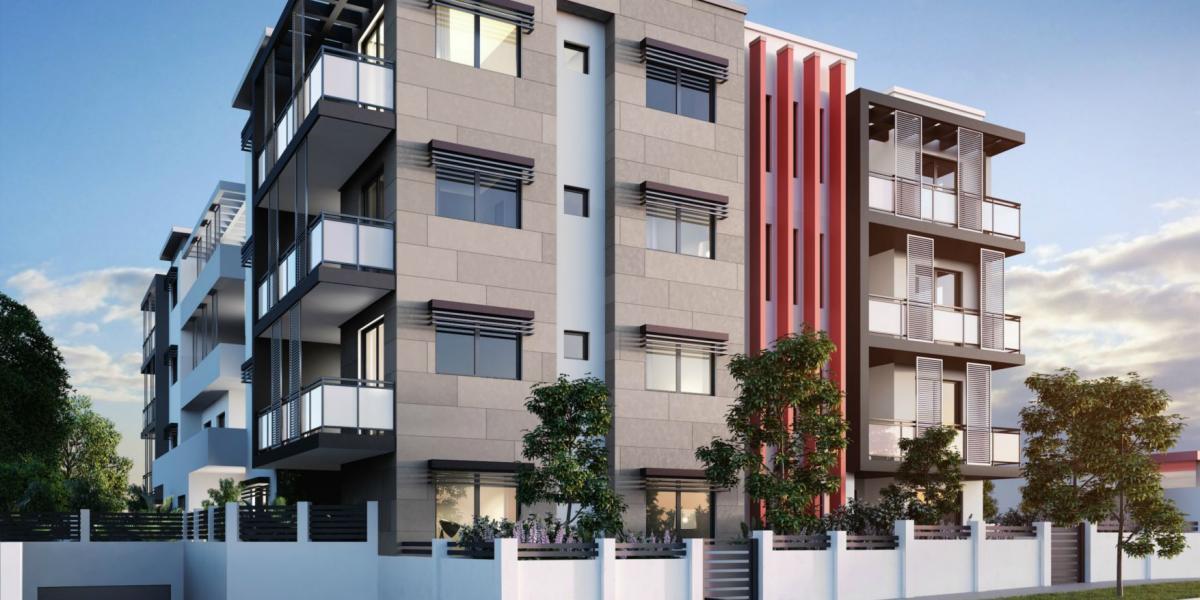 Off-the-plan apartment in Parramatta CBD
