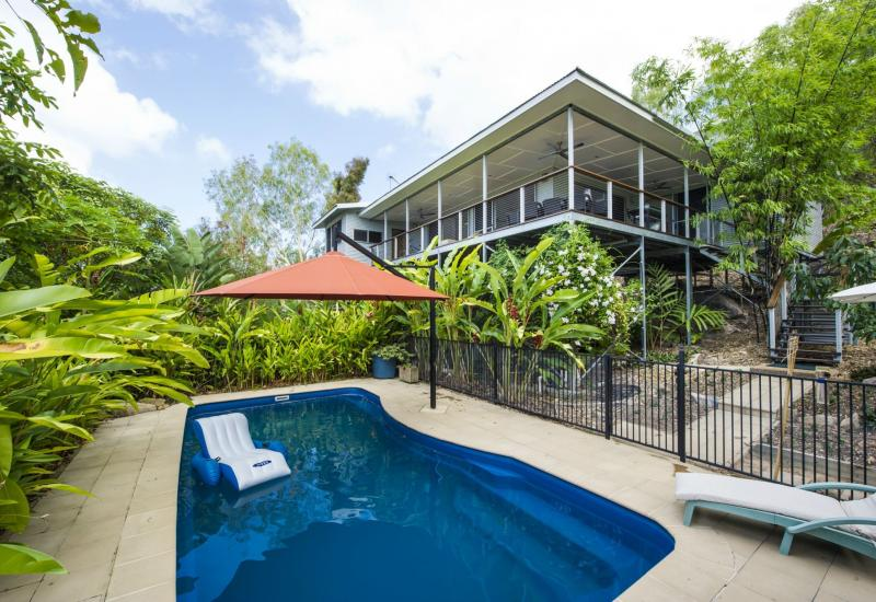 Tropical Living with Panoramic Water Views