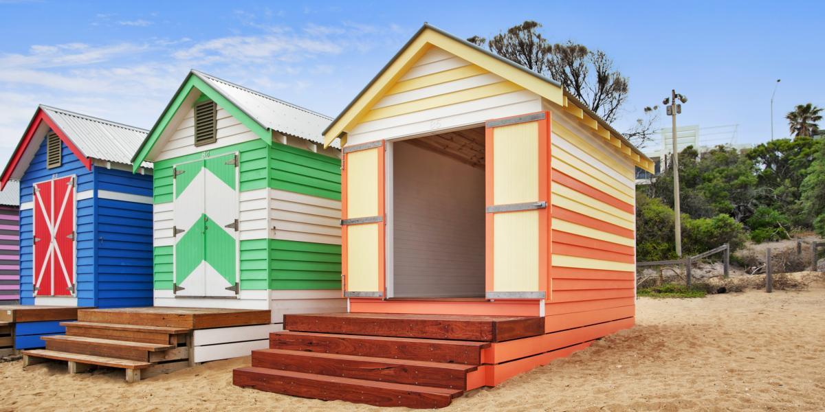 Brighton's Brand New Beach Box