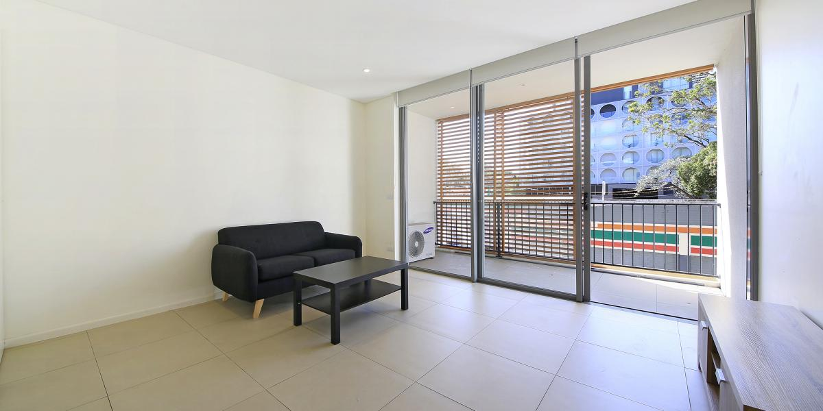 Convenience & Style in a Sleek One Bedroom Apartment