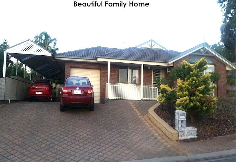 LARGE FAMILY HOME FOR RENT
